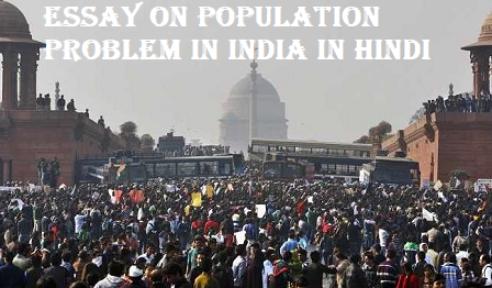 Population Explosion Of India Essay