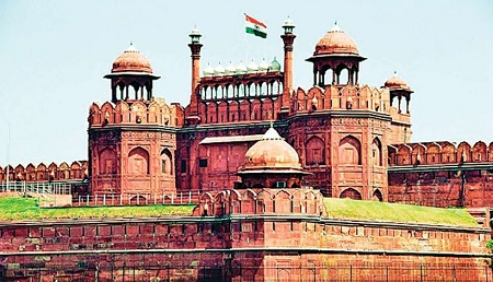 red fort importance
